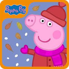 amazon peppa pig seasons autumn winter appstore