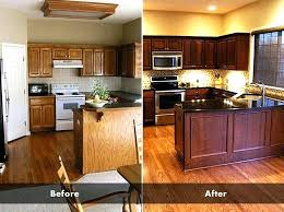 painting cabinets without sanding how to paint oak kitchen cabinets without sanding www resnooze com