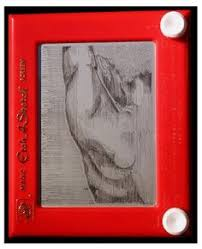 salvador u0027s deli jeff u0027s amazing etch a sketch art cool stuff