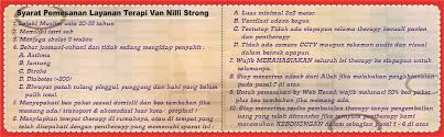 van nilli strong selat panjang