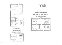 cabin floorplan wyoming conferences and retreats