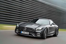 jeep mercedes 2018 eight key updates for 2018 mercedes amg gt lineup automobile
