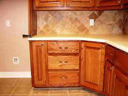 decor u0026 tips kitchen base cabinets with drawers and corner