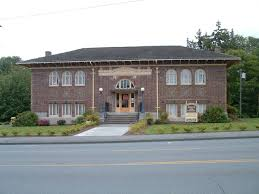 port angeles carnegie library washington state dept of