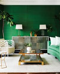 a lesson in decorating with emerald green domino