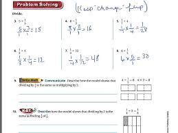 Subtracting Mixed Fractions Worksheets Go Math Lesson 6 6 Grade 5 Youtube