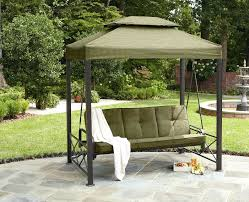 Swings For Patios With Canopy Sears Patio Swing Canopy Replacement 100 Images Sears Patio
