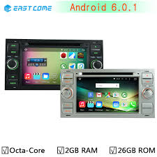 radio for ford focus aliexpress com buy 1024 600 octa android 6 0 1 car dvd