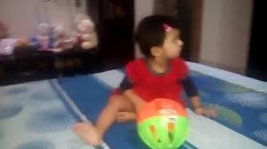 funny video of cute indian baby in her expressions amazing