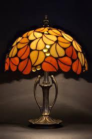 lamp glass lamp bedside lamp table lamp