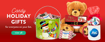 personalized christmas gifts personalized christmas candy