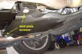 Porsche Boxster Oil Change - w211 diy oil change mbworld org forums