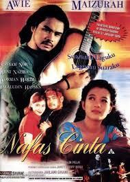 film nafas cinta nafas cinta malaysian movie poster