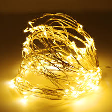 33ft 100leds fairy led wire string lights starry starry lights w