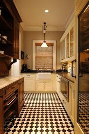 tiled kitchen floors ideas kitchen best vintage kitchen flooring ideas with kitchen