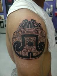 taino arawak tribal by dave shabazz tattoonow
