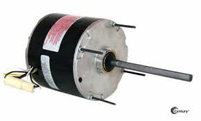 1 3 hp condenser fan motor century fh1038 condenser fan motor 1 3hp 825rpm 460v 1ph 48y