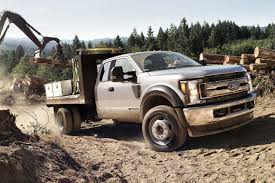 Ford Diesel Turbo Trucks - 2017 ford super duty chassis cab truck over 12 million miles