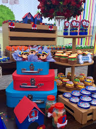 38 paw patrol 1st birthday party images paw