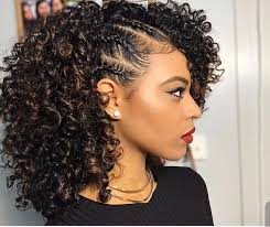 Half Up Half Down Hairstyles Black Hair The 25 Best Curly Hairstyles Ideas On Pinterest Natural Curly