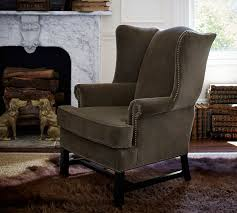 Wing Back Armchairs Perfect Wingback Chairs With Dunning Wingback Chair Finelymade