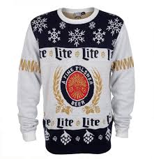 miller lite sweater sweaters delish