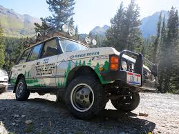 racing land rover 1990 range rover classic why new range rovers can u0027t touch this
