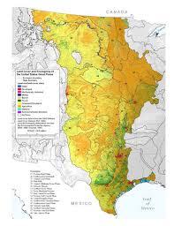 Interior Plains Population Land Cover Trends