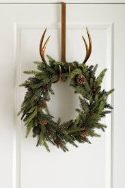 inspiration for our holiday 2015 collection how to decorate antler wreath holder from ballard designs