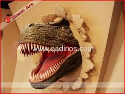 dinosaur model for decoration from china manufacturer zigong