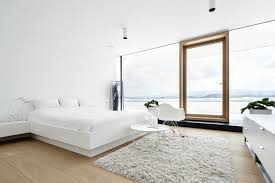 weiße schlafzimmer weiße schlafzimmer modern design mit eine atemberaubende aussicht