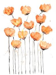 25 watercolor poppies ideas poppies art