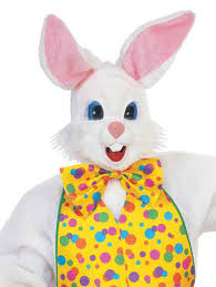 order an easter bunny costume for shipping as fast as a jackrabbit