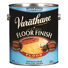 shop varathane floor finish 128 fl oz satin water based