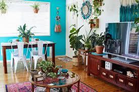 Bohemian Dining Room by It U0027s Always Summer In This Bohemian Australian Rental U2013 Design Sponge
