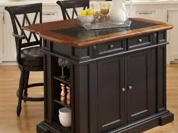 kitchen portable kitchen island with seating and 53 home styles