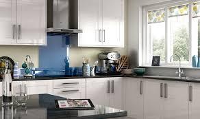 wickes doors internal glass atlanta white gloss kitchen wickes co uk
