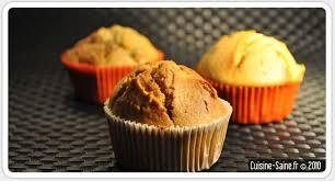 cuisine potiron recette sans gluten muffin potiron raisin sec et épices