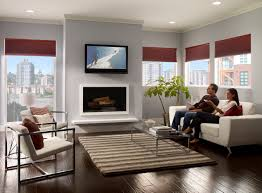 Blackout Curtains For Media Room Blackout Curtains Shades 3 Blind Mice Window Coverings
