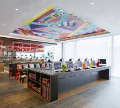 citizenm shoreditch hotel london e architect