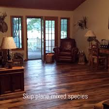 Different Types Of Hardwood Flooring Our Skip Plane Mixed Species Flooring Will Have Up To Nine