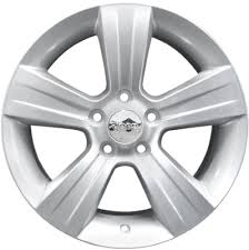 jeep compass wheels aly2380u20 dodge caliber jeep compass patriot silver 1lt46trmaa