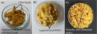 emission cuisine inter extraction of bamboo micron fibers by optimized mechano chemical