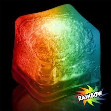 light up cubes light up cube rainbow led