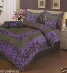 Leopard King Size Comforter Set Comforter Sets Page 1 Orly U0027s Dream