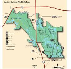 Bear Creek Trail Map Raccoon Marsh And Woody Pond Trails U2022 Hiking U2022 California