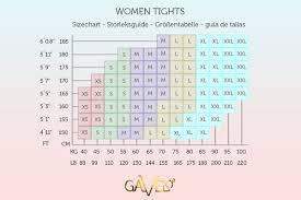 gasp size chart u0026 better bodies size guide urban gym wear