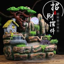 Home Decor Fountain Online Get Cheap Indoor Water Fountains Aliexpress Com Alibaba