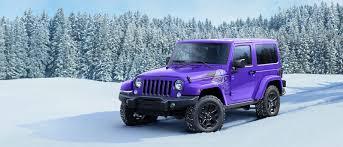 purple jeep 2016 jeep wrangler edmonton st albert derrick dodge