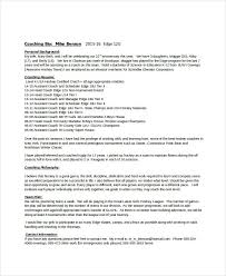 Basketball Coach Resume Example by Soccer Coaching Resume 1258 Httptopresume Info20150112 Sample